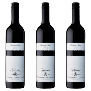 2014 2015 and 2016 Harries Grenache Shiraz Barossa Valley organic boutique wine