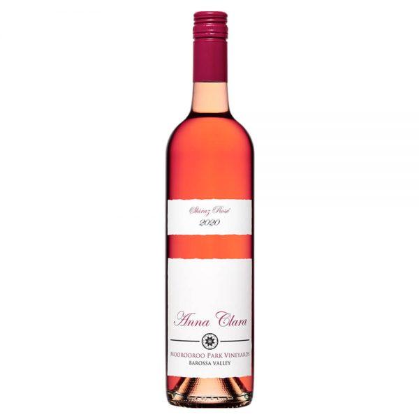 2020 Anna Clara Shiraz Rosé, organically grown Barossa wine